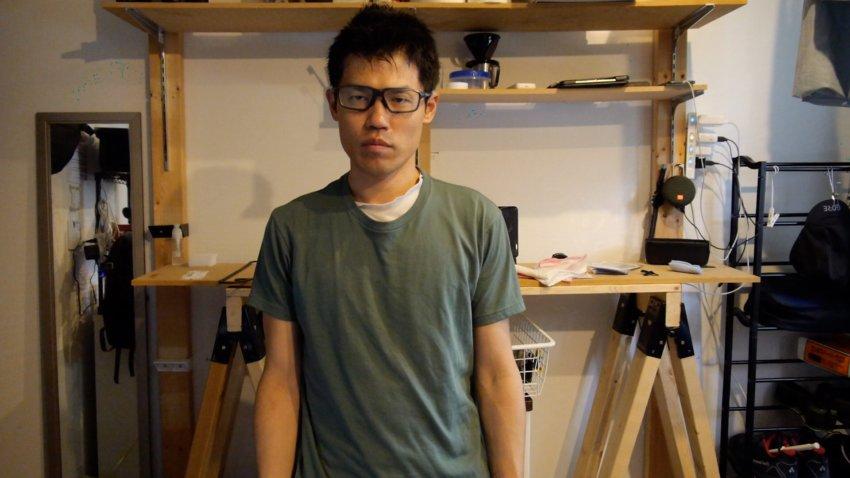 ユニクロのTシャツ:Mサイズ