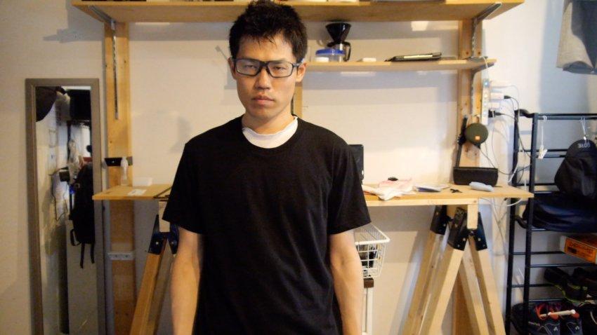 ユニクロのTシャツ(Lサイズ)