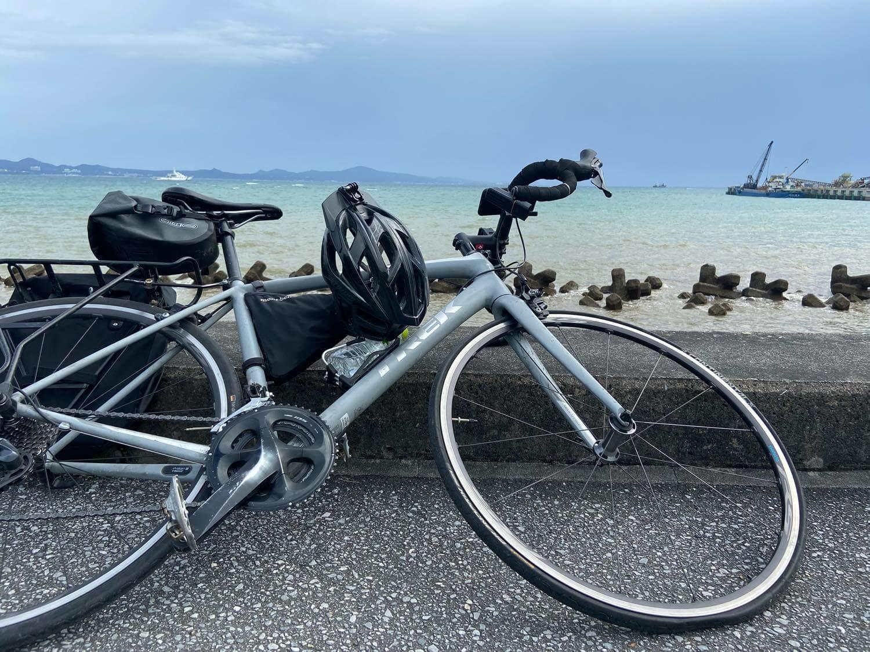 ロードバイク de 輪行沖縄旅行【4泊5日・DAY1】