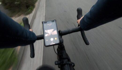 デカトロンのスマホ防水ケースがとても良い件【自転車用防水スマートフォンホルダー 900 L】